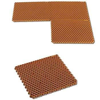 Suelos de seguridad y aislamiento bioclean higiene y - Aislamiento acustico para suelos ...
